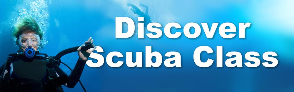 Discover Scuba Class