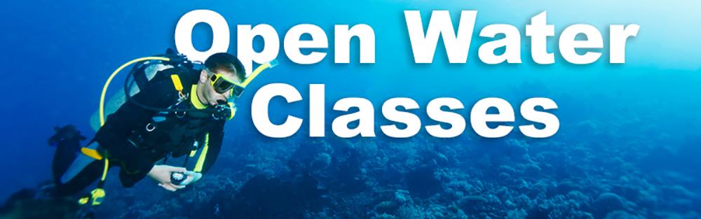 Open Water Class